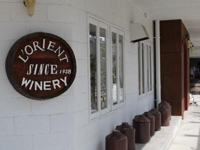 ロリアンワインの白百合醸造