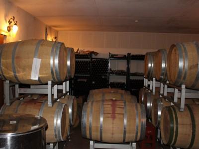 ロリアンワインの白百合醸造 工場見学