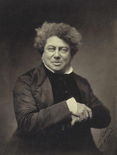 ピュリニーモンラッシェを称賛したアレクサンドルデュマ