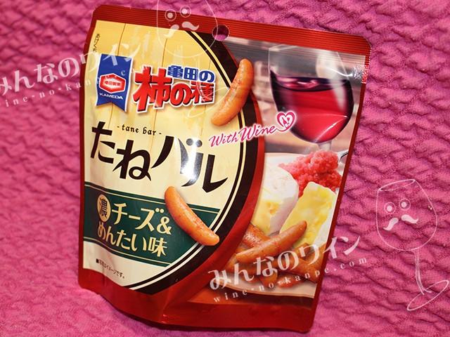 たねバル チーズ&めんたい味