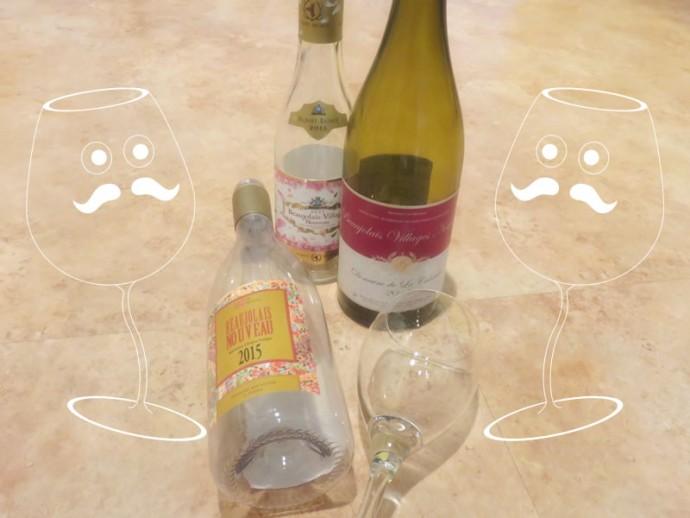 「みんなのワイン」的2015年ボージョレ・ヌーヴォー解禁日パーティー