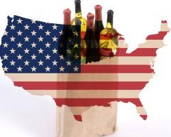 2016年アメリカのワイン消費動向-高級ワインにシフト?