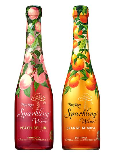 FRUITREE(フルーツリー)スパークリングワイン