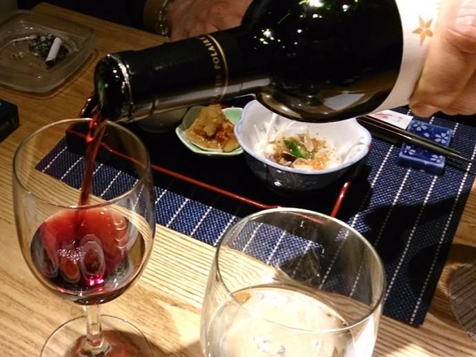 【人形町】はな青で和の旬とワインを