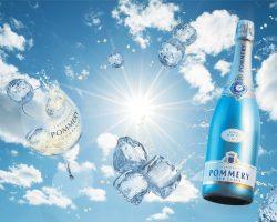 夏に飲みたい!独創的な発想のシャンパーニュ「ロワイヤル・ブルースカイ」登場