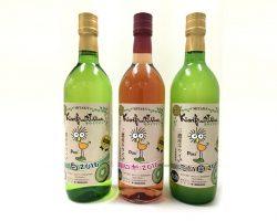 発売30周年!「三鷹キウイワイン」ジブリデザインのご当地キャラも可愛い♪