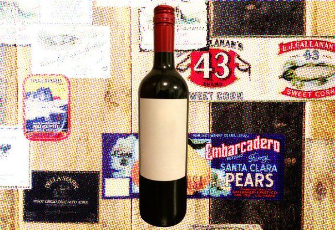 世界にひとつだけのオリジナルワインラベルを!Android版「スナップワイン」
