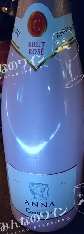 アナデコドーニュロゼスリーバーボトル