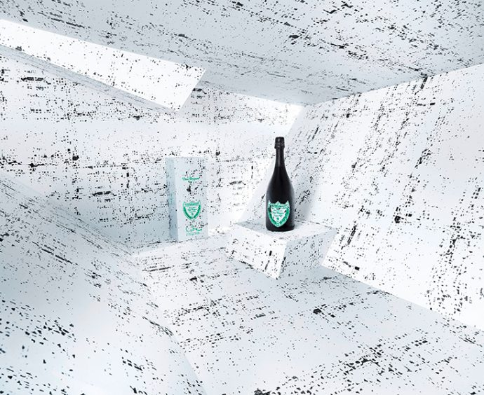 アートとの融合!「ドン ペリニヨン by ミハエル・リーデル 限定ギフトボックス」発売