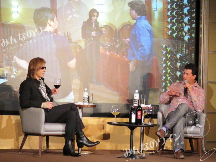 YOSHIKIプロデュース「Y by Yoshiki」新作発表!「このワインを飲みながらアルバムを待っていて」