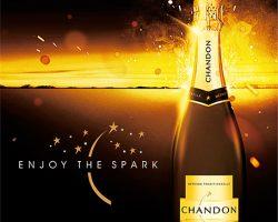 CHANDON 'ENJOY THE SPARK'