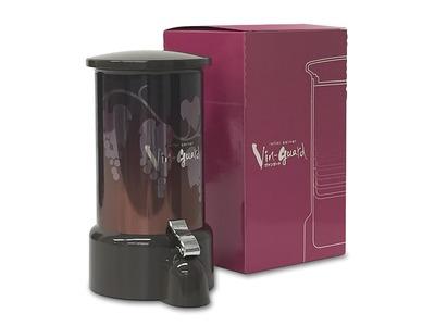 ワインを酸化させない魔法の容器!「Vin-Guard(ヴァン・ガード)」発売