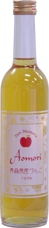 県産リンゴ100%ワイン