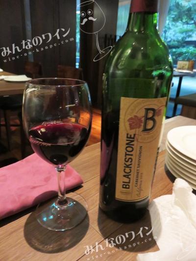 【半蔵門駅】カリフォルニアワインとBBQリブでガッツリと!「トニーローマ」