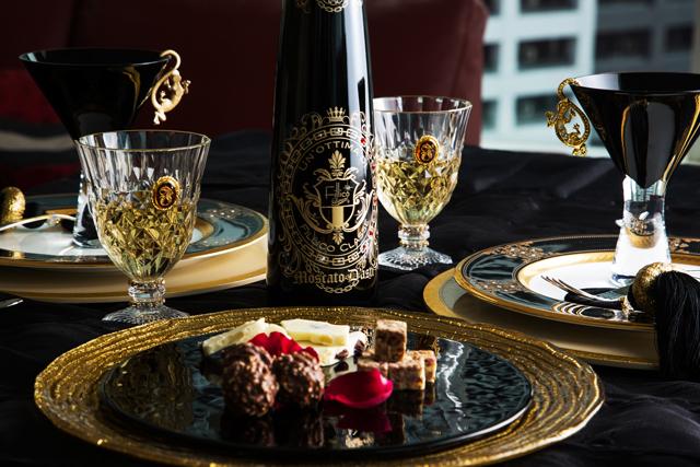 ラグジュアリーすぎるワイン「フィリコ リクォーレ プラチナコレクション」!パーティー、お祝いの席にオススメ♪