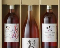 """マンスリー シャトー・メルシャン""""ワインを愉しむ12ヶ月"""" 3月は「シャトー・メルシャン 花を愛でる春のロゼ3本セット」"""