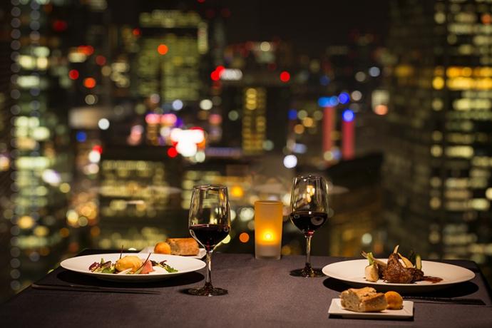 """テーマは""""感謝""""!「Dining & Bar TENQOO」にてグラスシャンパーニュ付スペシャルディナーコース 5/1~"""