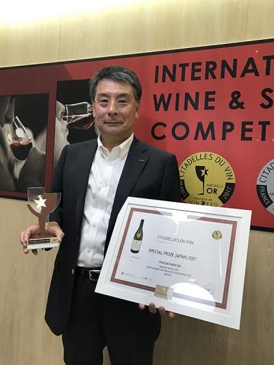 ボルドーのワインコンクールにてシャトー・メルシャンが日本のワイナリーで最多の3品金賞受賞!