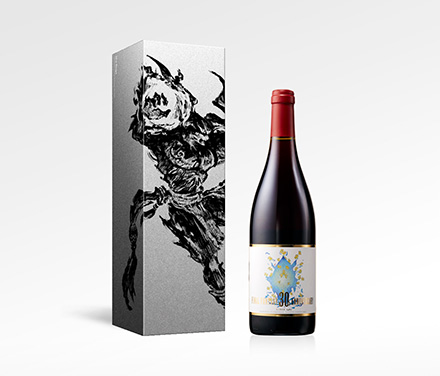 FINAL FANTASY 30th ANNIVERSARY WINE(赤) イフリート・ルージュ