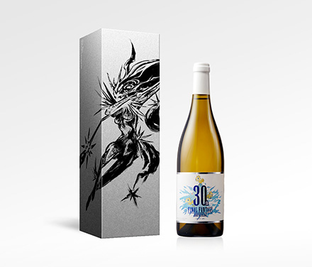 FINAL FANTASY 30th ANNIVERSARY WINE(白) シヴァ・ブラン