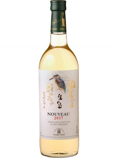 2017丹波ワインヌーボー・白