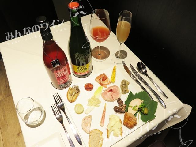 WineMan's Table(ワインマンズ テーブル)料理