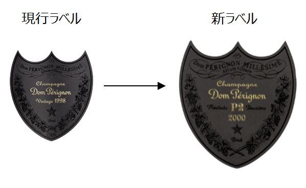 ドン ペリニヨンP2-2000