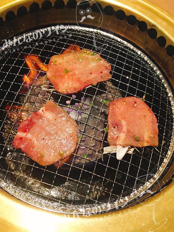焼肉ハウス マンボウ 肉