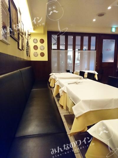 【銀座】サルデーニャ料理「La Baia」魚介とイタリアワインで幸せなひととき♪