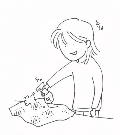 【やってみた】服にこぼしたワインのシミ抜き実験(第4回 ワイドハイターEXパワー編)
