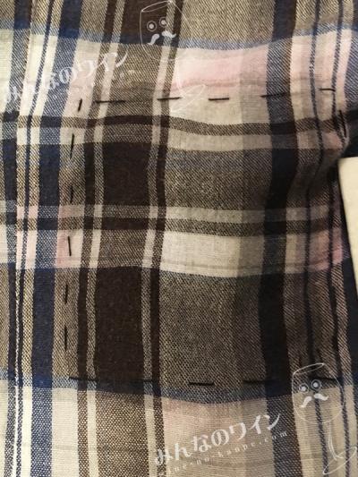【やってみた】服にこぼしたワインのシミ抜き実験(第6回 シミとりレスキュー編)