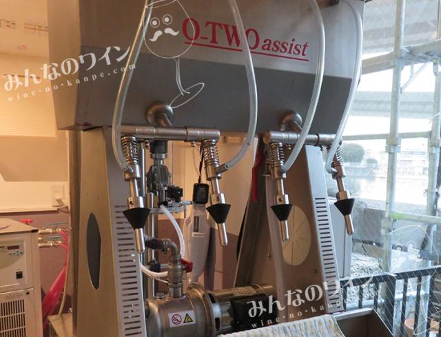 横濱ワイナリー 醸造所