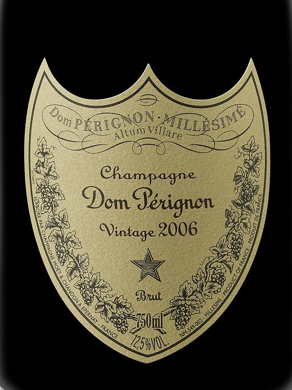 ドン・ペリニヨン・ヴィンテージ・2006