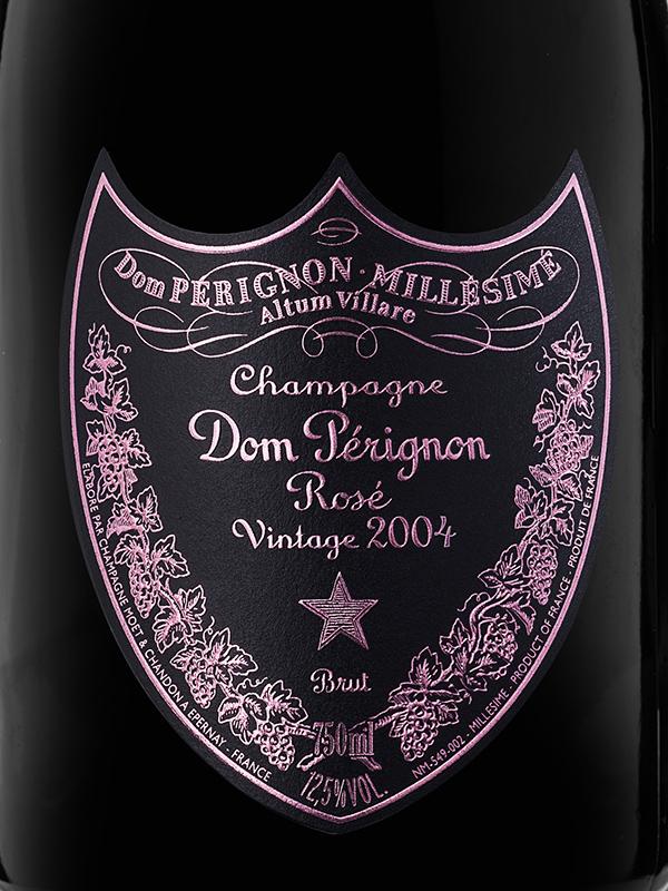 ドン・ペリニヨン・ロゼ・ヴィンテージ・2004