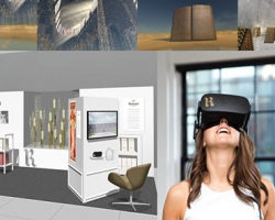 VRでルイナールの世界を体験!期間限定『ルイナール・ギャラリー』
