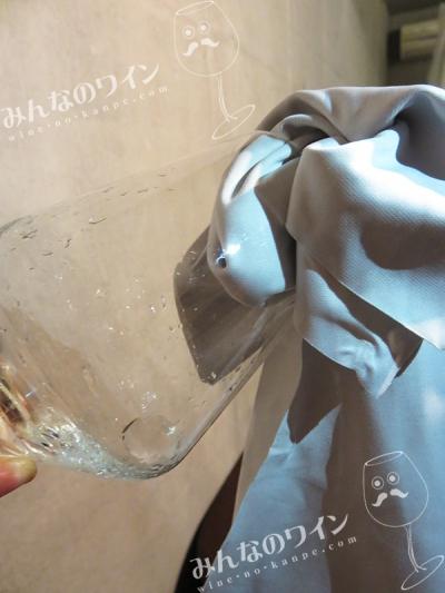 【使ってみた】プロ並にグラスをピカピカにできる!『Birdy グラスタオル』