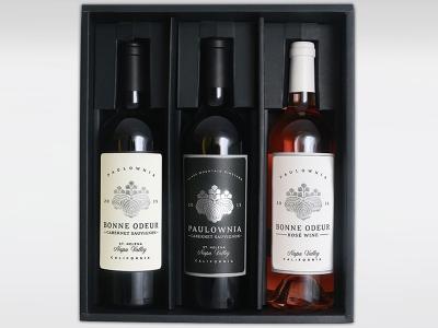 【早期注文特典あり】ナパ・ヴァレーで活躍する日本人醸造家が造るワイン「PAULOWNIA」お中元セット