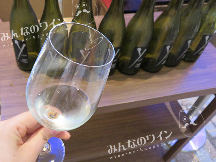 「Y by Yoshiki 2017 Chardonnay California」