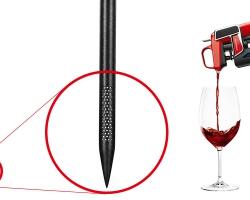 コルク栓そのままでワインを注げる「Coravin(コラヴァン)」がさらに進化!コルク破片やオリを防ぐ「プレミアムニードル」登場