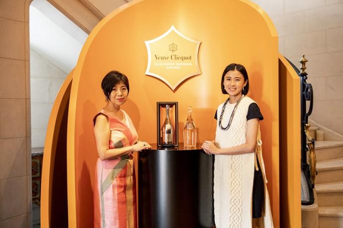 【ヴーヴ・クリコ ビジネスウーマン アワード2018】世界27か国350名以上の女性の活動を称えてきたアワード日本初開催