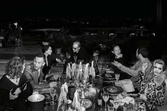 ドン ペリニヨン×レニー・クラヴィッツのコラボレーションによるグローバルキャンペーン開始