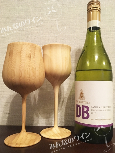 【使ってみた】竹製ワインベッセル『RIVERET(リヴェレット)』ホッとする飲み心地