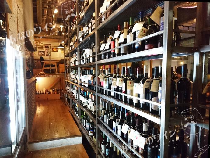 【銀座】500種以上がずらり!気軽で美味しいワインビストロ『銀座でワイン。』