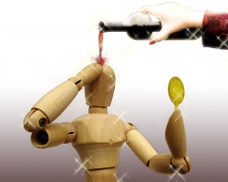 ワインが毛髪を救う!?「酒石酸」に発毛促進効果を発見