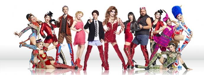 モエ・エ・シャンドンとともにブロードウェイミュージカル『Kinky Boots』の感動を再び!