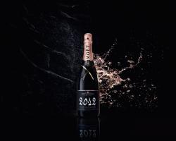 繊細な味わいと際立つフレッシュさ…モエ・エ・シャンドン「グラン ヴィンテージ ロゼ 2012」登場