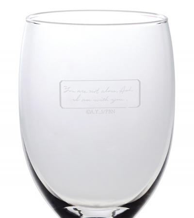 【受注生産限定】『BANANA FISH』メモリアルグッズにワインとグラスのセットが登場!