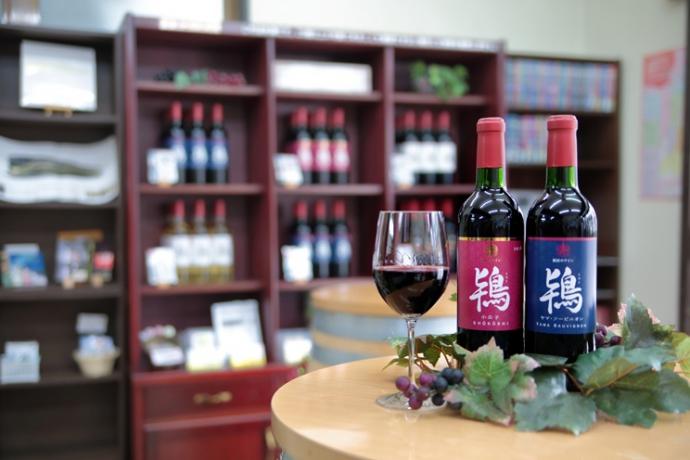 秋田の日本ワインを応援しよう
