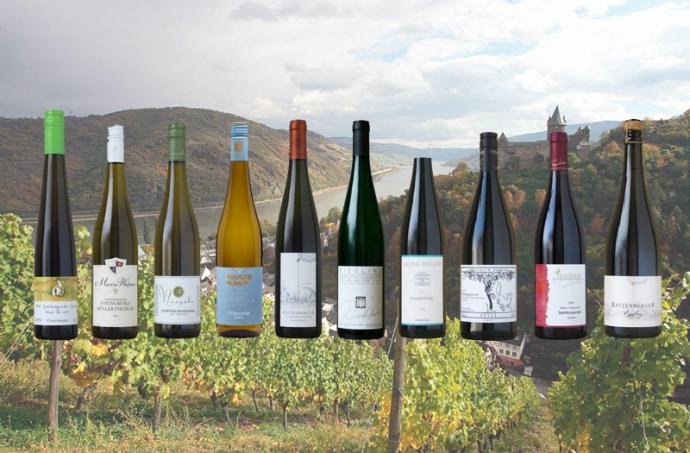 ドイツワインを自宅で学ぶ『ドイツワイン通信講座~世界最北の銘醸地 新時代ドイツワインを学ぶ~』