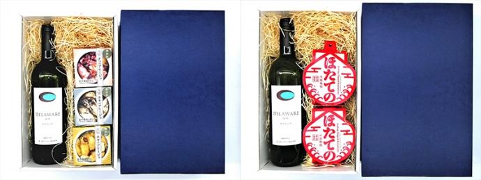 三陸の海産物とワインを楽しむ「三陸マリアージュギフトセット」2商品発売